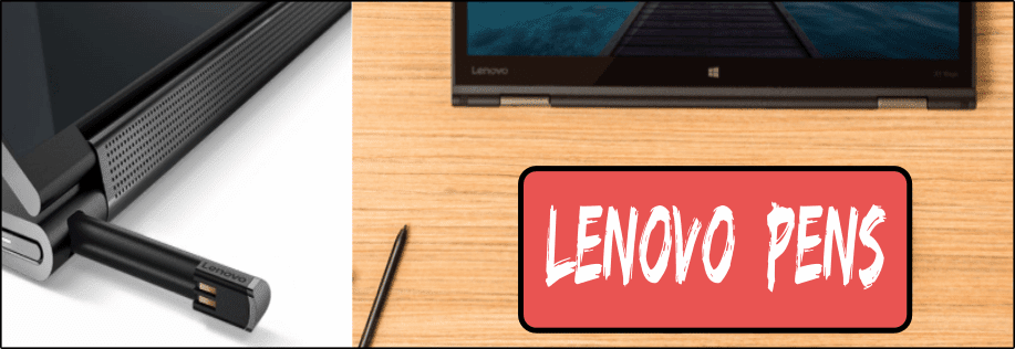 What Is The Difference Between Lenovo's Pens?
