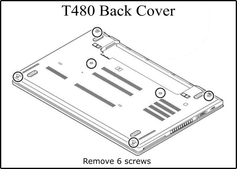 T60 Back Cover